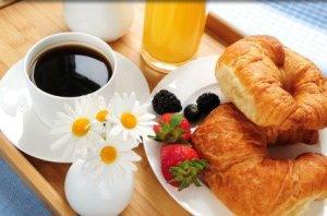 Что есть на завтрак