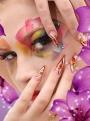 Марина Прусская, мастер по наращиванию и дизайну ногтей